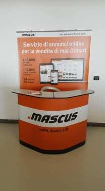 Mascus Italija stand